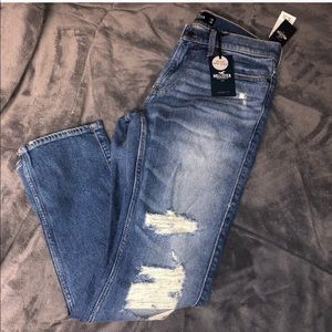 Men's hollister Distressed skinny jeans size 30x30